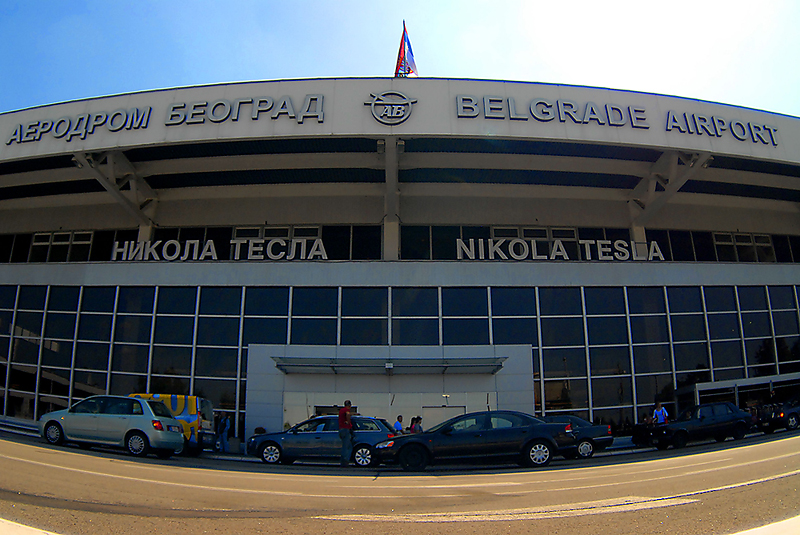 Savas Turanci Photography-Air Port Belgrad